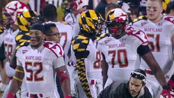 Maryland Uniforms Awesome Or Ugly?