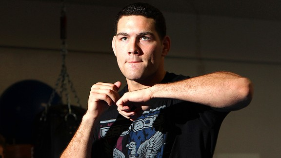 Chris Weidman: 'I'd Finish Anderson Silva'
